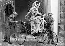 Bertha Benz 1888
