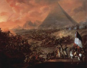Schlacht bei den Pyramiden