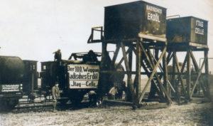 Ölverladestation