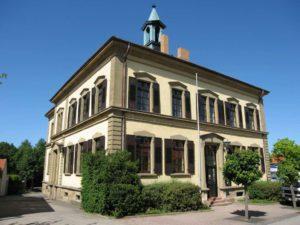 Altes Rat- und Schulhaus