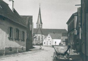 Schulstraße 1957