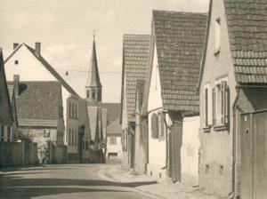 Zeuternerstraße 1957
