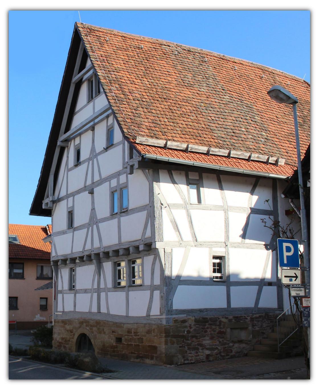 Firstständerhaus