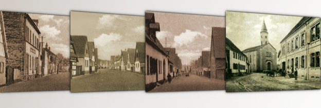 Weihers alte Straßen