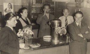Brunnenstr. 3 Gasthaus zur Rose 1953