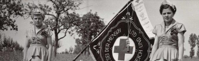 ekleidungsschneiderin Irma Holzer Banner