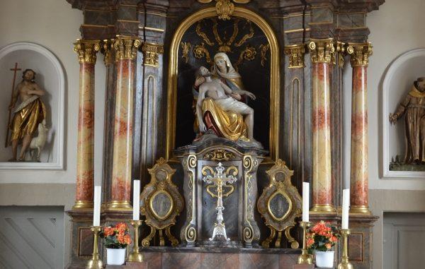Kapelle Zeutern