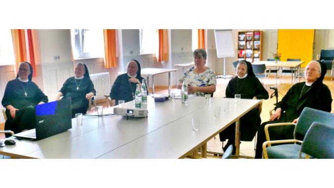 Fotoschau im Kloster Gegenbach 21.7.2019