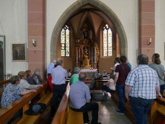 Das Geheimnis in der St. Nikolauskirche wird gelüftet