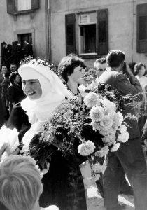 Hirschstr. Nr. 25 Schwester Elvira ,1963