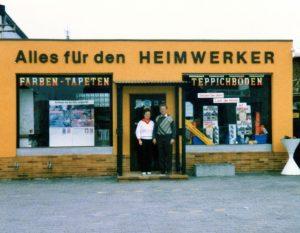 Hirschstr. Nr. 40 Franziska und Bruno Westermann, 1988