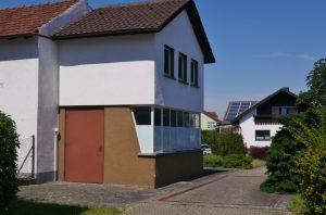 Hirschstr. Nr. 59 Gebäude Gemeindewaage