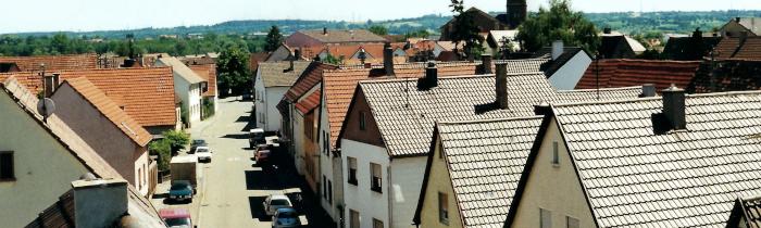 Erinnerungen an die Weiherer Hirschstraße
