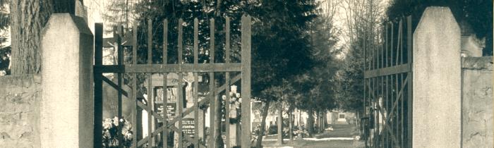 Sterbebegleitung und Beerdigungen in der Nachkriegszeit in Stettfeld