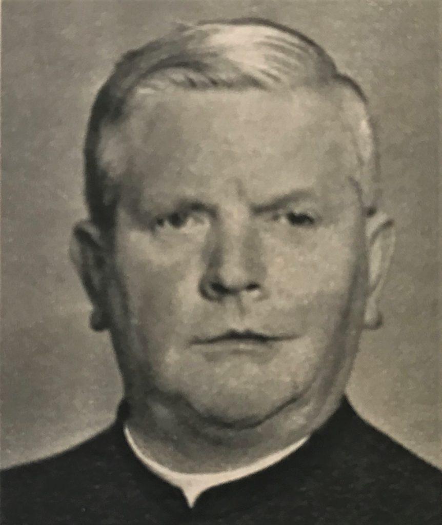 Pfarrer Peter Weibel