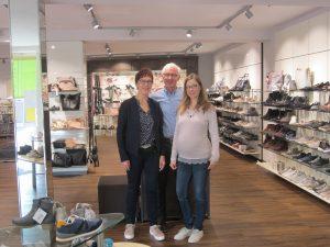 Theo und Maria Holzer mit Tochter Judith