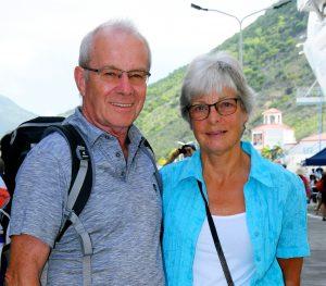Siegmund und Ute Brunner. Foto: Privat
