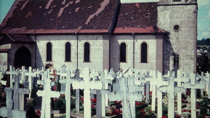 Alter Kirchhof Zeutern